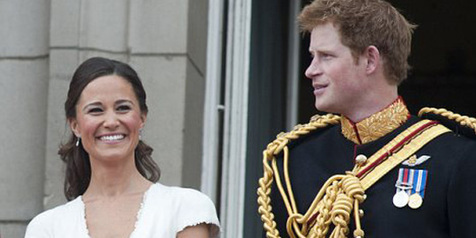 Pippa Middleton And Prince Harry Romance Rumors?