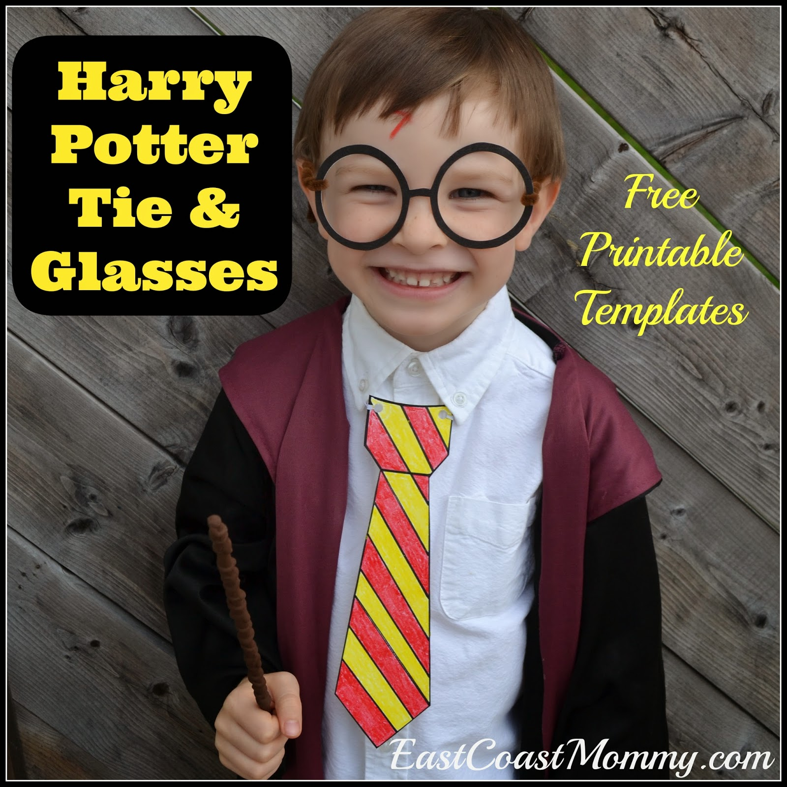 This is a graphic of Dynamic Harry Potter Tie Printable