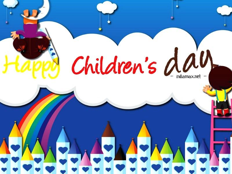 Childrens day greeting cards download free wallpapers desktop m4hsunfo