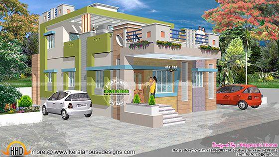 Maharashtra house design