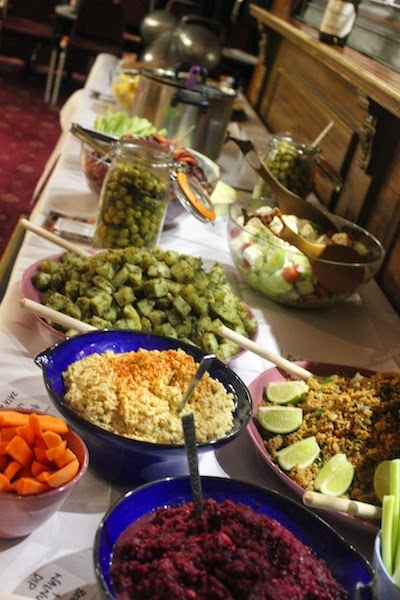 Vegan Party Catering