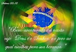 BRASIL - CORAÇÃO DO MUNDO - PÁTRIA DO EVANGELHO - CAPITAL  ESPIRITUAL DO TERCEIRO MILÊNIO