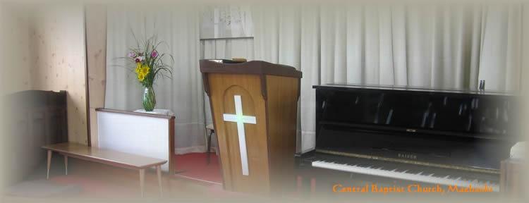 セントラル バプテスト教会