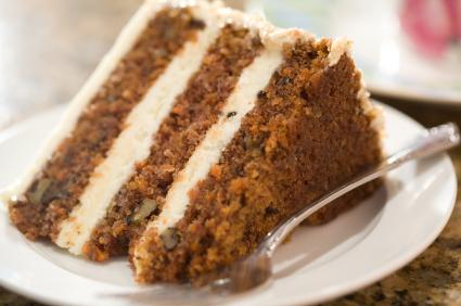Carrot Cake Philadelphia
