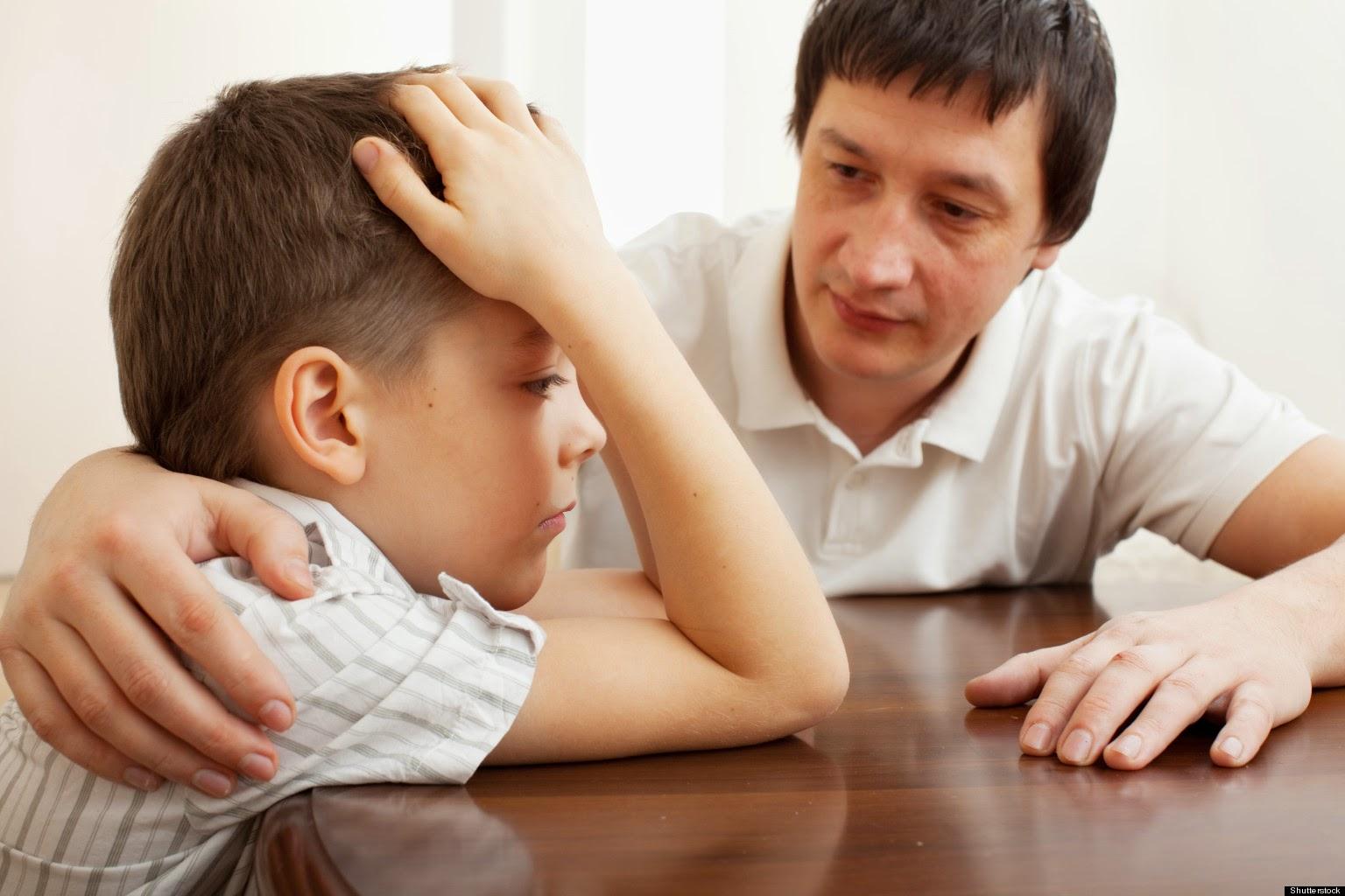 Tips Mengajar Anak Meminta Maaf