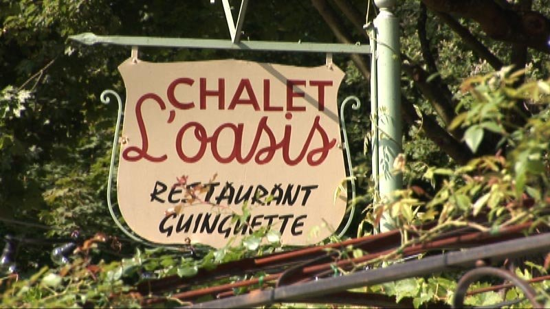 Prendre l air prendre un verrela d nicheuse - Porte de saint cloud restaurant ...