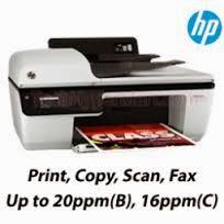 ... , Jual Printer HP 2645, ALL In One PSC + FAX, harga dan spesifikasi