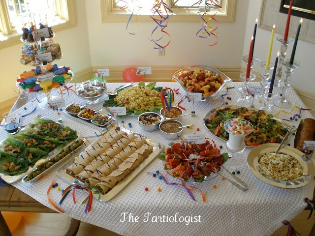 Throw A Party With My Friend Kim The Partiologist Hungry Happenings