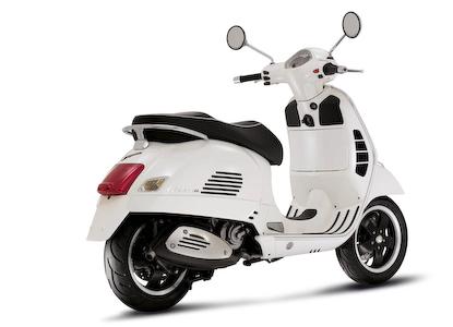 Vespa GTS 300 Super Motosiklet Motosiklet  Motosikletler