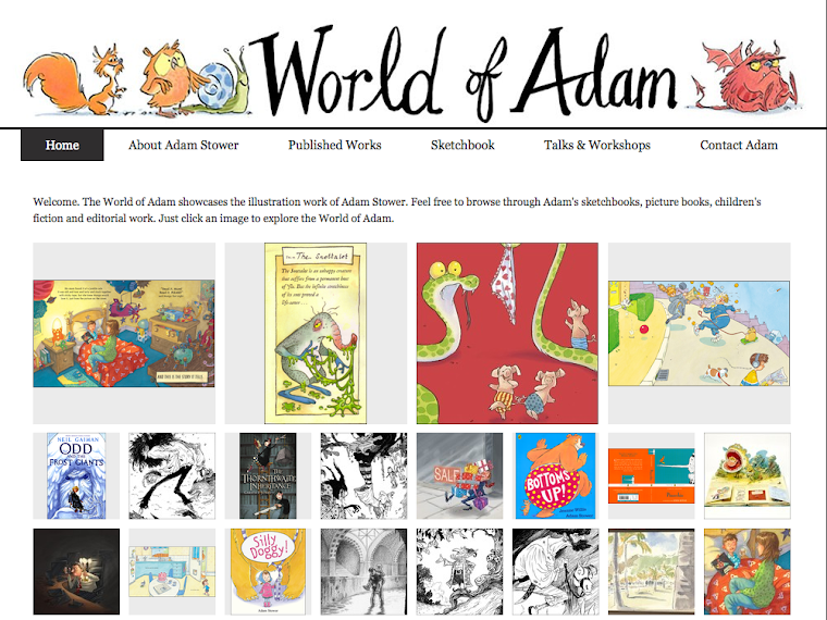 Visit World of Adam