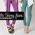 Stiletto Skinny Jeans: você já conhece ele?