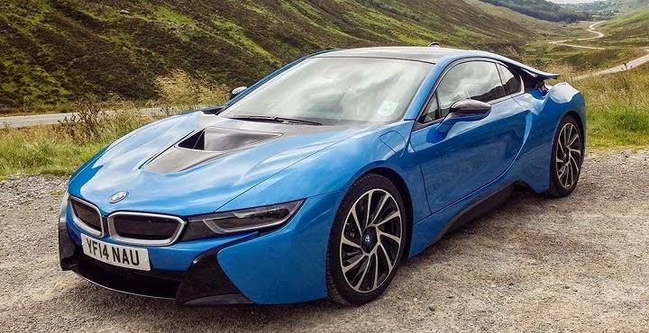 harga BMW i8 Mobil Mewah Ramah Lingkungan