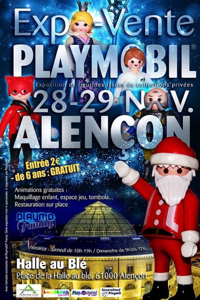 Expo Vente Alençon, 28 et 29 novembre 2015