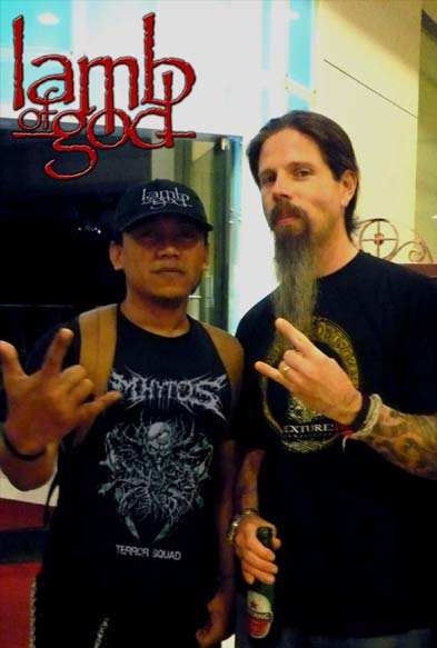 Lamb Of God (WRATH Indonesian Tour 09)