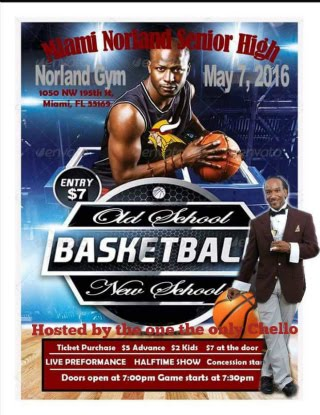 Snappin Event: Old school-vs- New School basketball Game!
