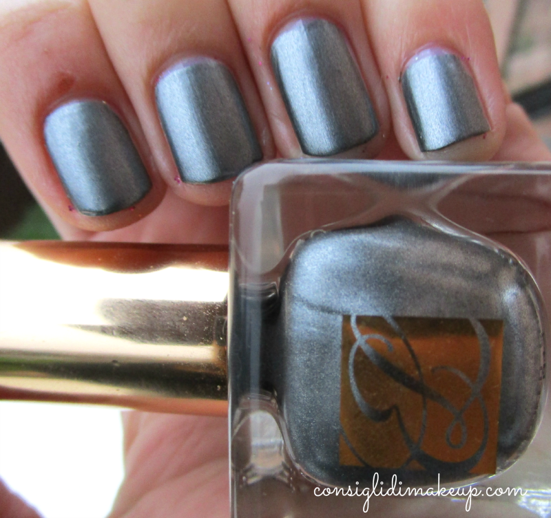 NOTD: Smoked Chrome
