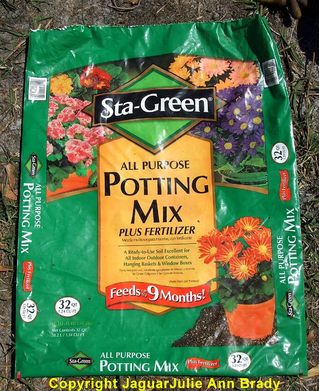 Sta-Green Potting Mix Bag