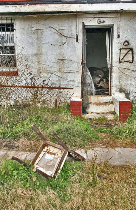 Abandoned Buildings And Houses Property Places in City Of New Orleans