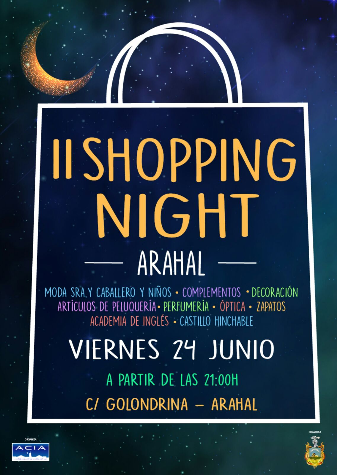 II SHOPPING NIGHT