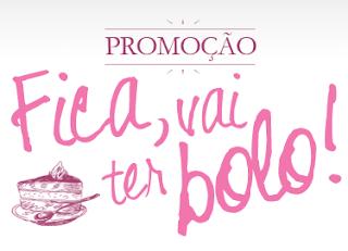 Promoção Fica, vai ter bolo Royal!