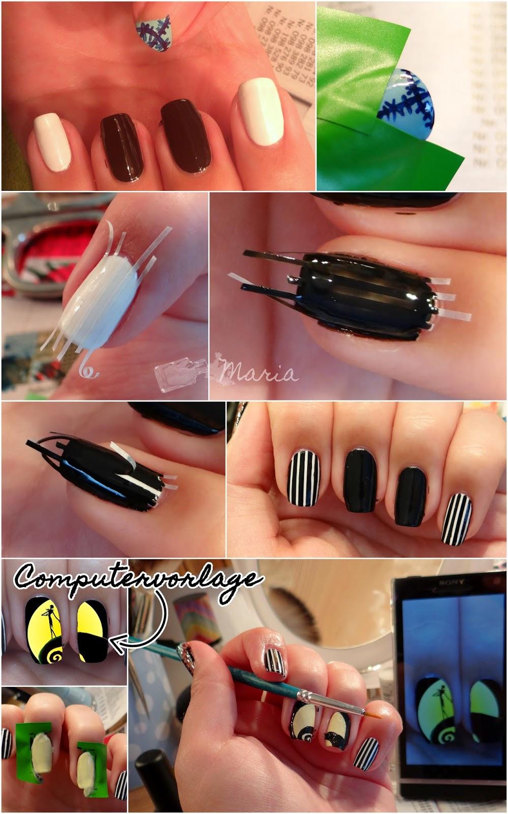 RainPow Nails: Oktober 2014