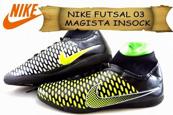 Sepatu Futsal  Sepatu Futsal Nike Magista Insock 03