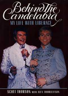 Behind The Candelabra My Life With Liberace book jacket image