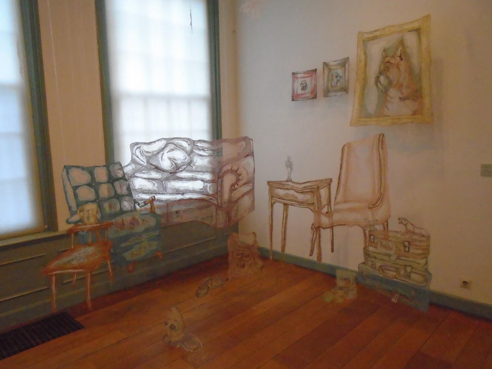 Amanda McCavour Rijswijk Textile Biennial