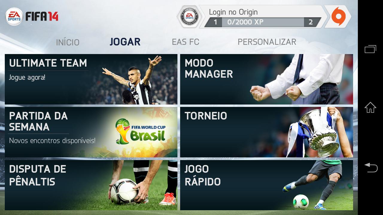 FIFA 14 APK-DATA v1.3.6 Full [Gameplay] Download - ApkGamer