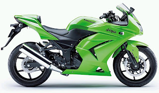 Daftar Harga Motor Kawasaki Terbaru Bulan Agustus 2013