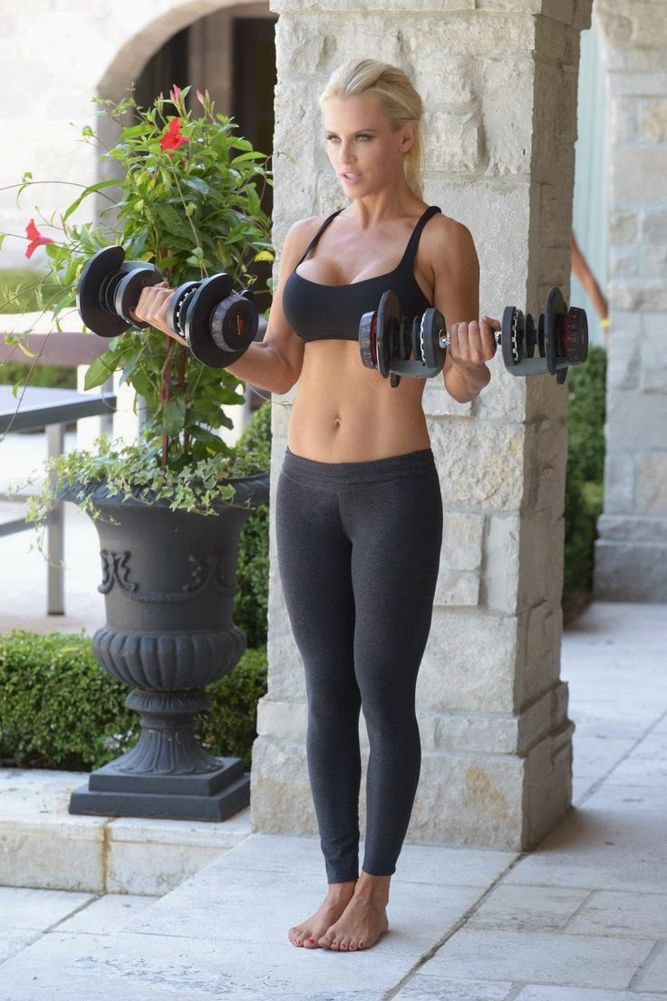 Fat Loss Workouts With Dumbbells