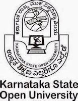Karnataka State Open University Time Table 2015