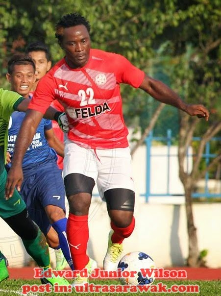 Profile Pemain Import Felda United