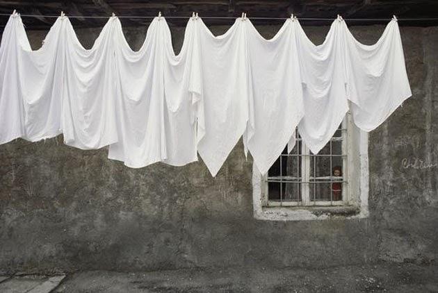 White Colour Photography