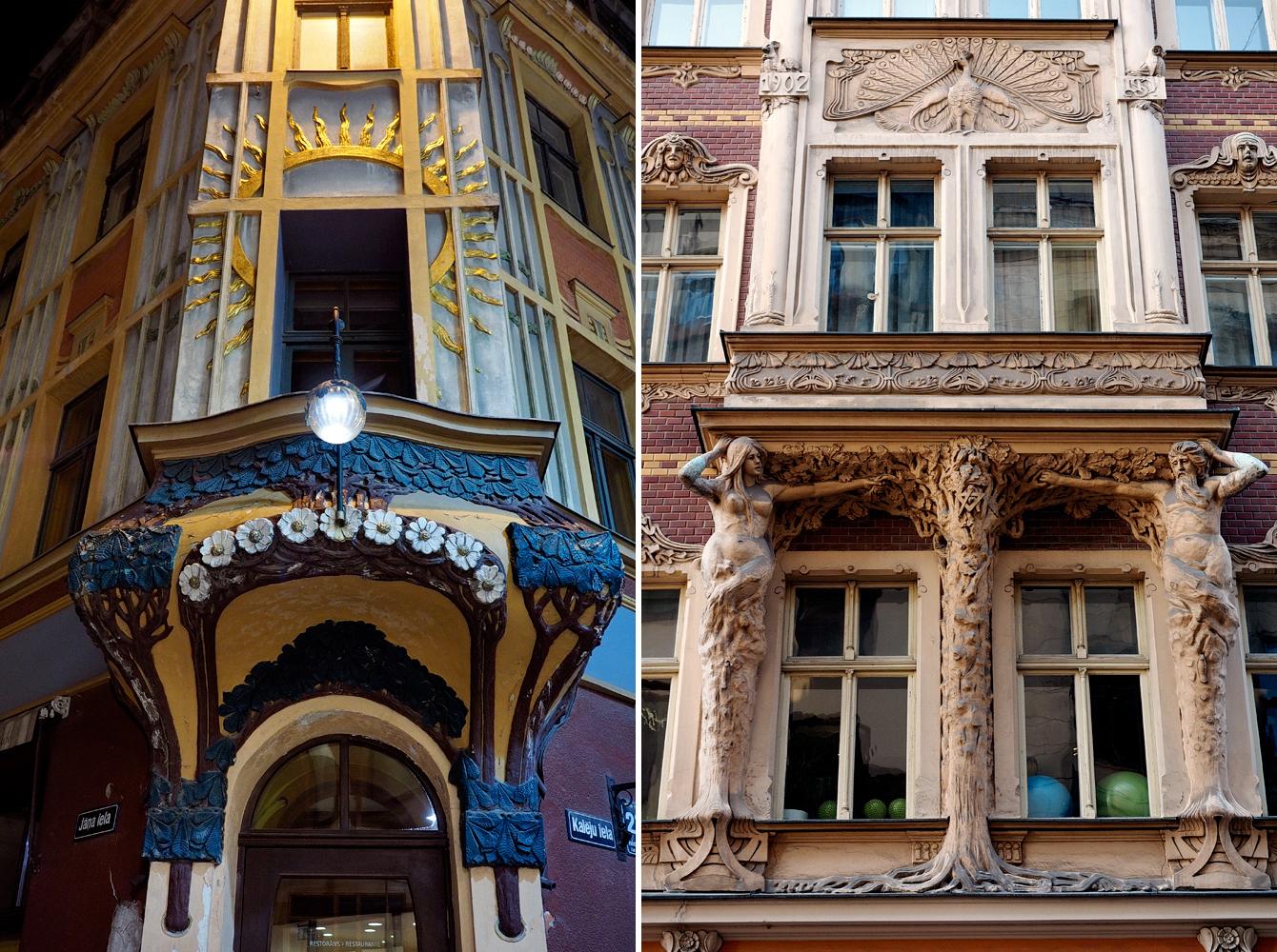 New York, Riga, Tokio\