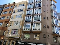 Piso de dos dormitorios en alquiler en Montealto, con o sin muebles. 550€