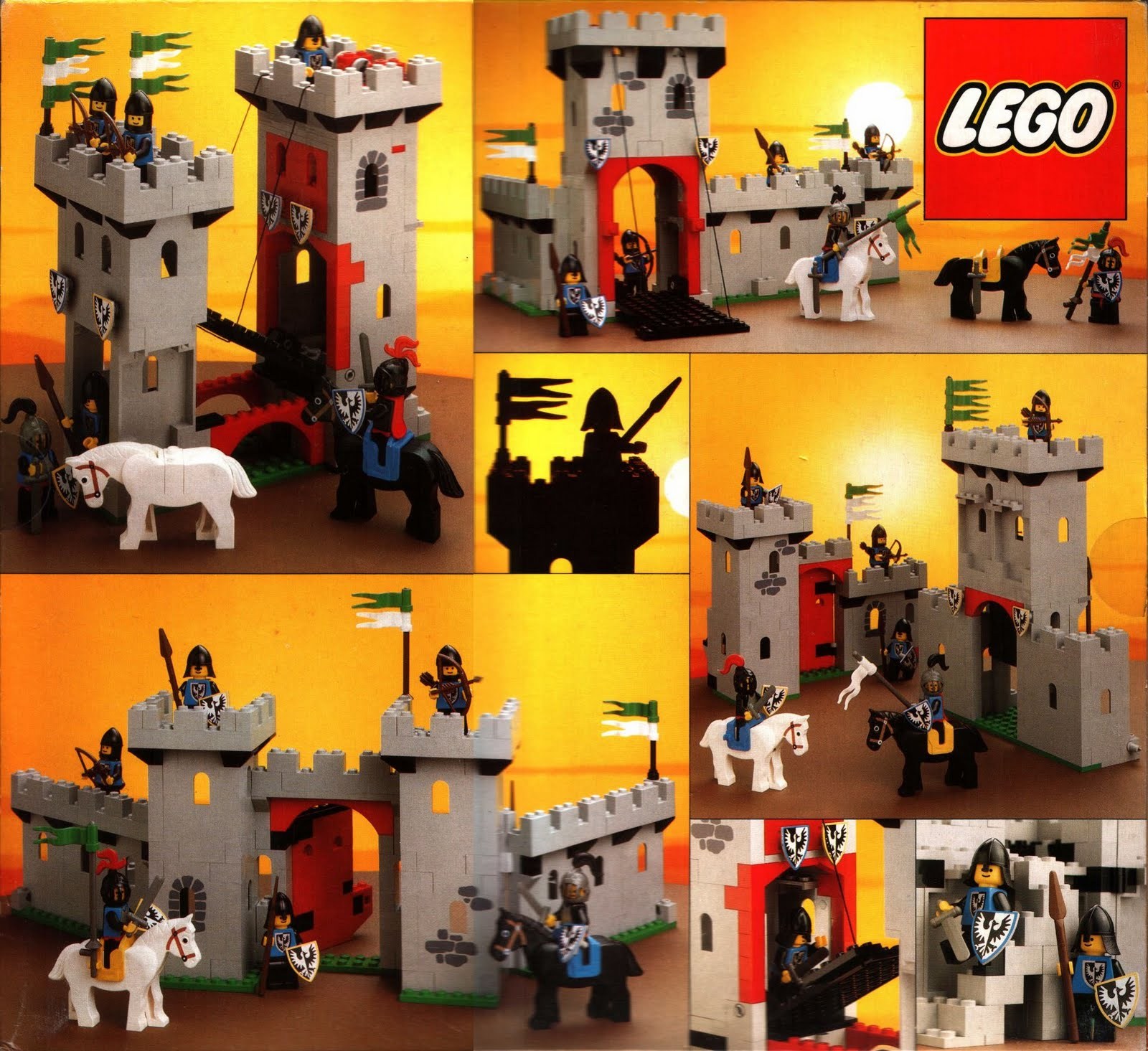Displaying 19 Images For Lego Castle Sets 1990