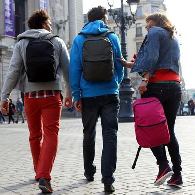 mochilas urbanas decathlon