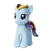 "Rainbow Dash 10"" Aurora Plush"