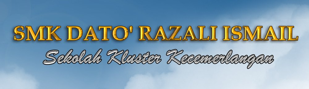 Blog SMK Dato' Razali Ismail