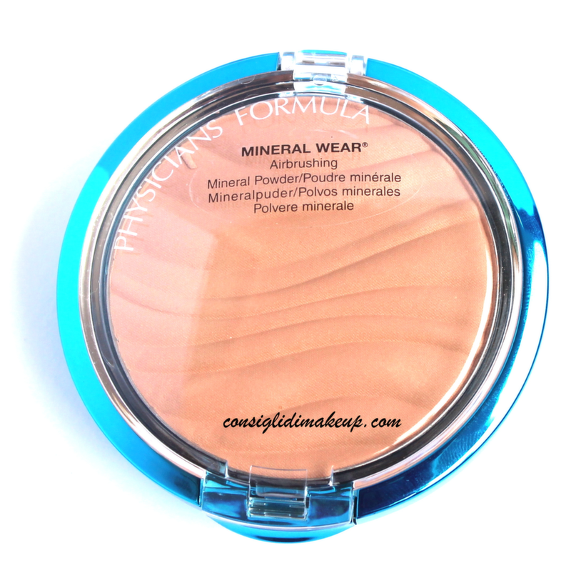 Review. cipria Mineral Wear - Physicians Formula