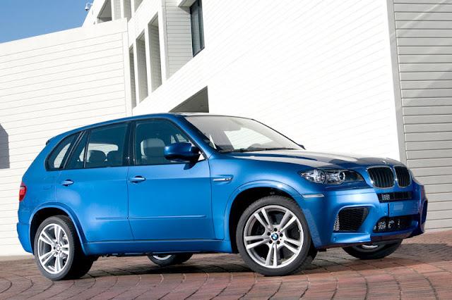 2010 BMW X5 M Front Exterior