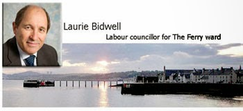Councillor Laurie Bidwell
