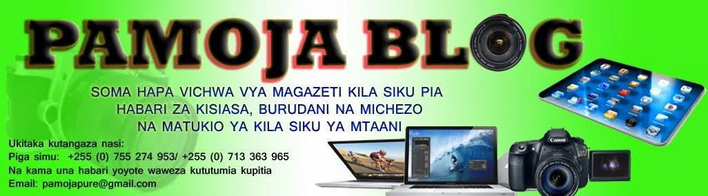 pamoja blog