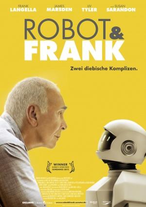Robot ve Frank (2012) | 1080p--720p Tükçe dublaj hd izle