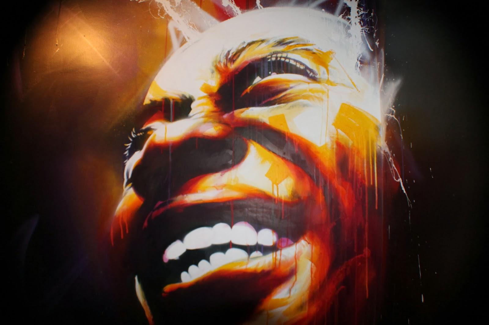 Kinesthetic urban rhetoric tour treize ephemeral for Black k treize