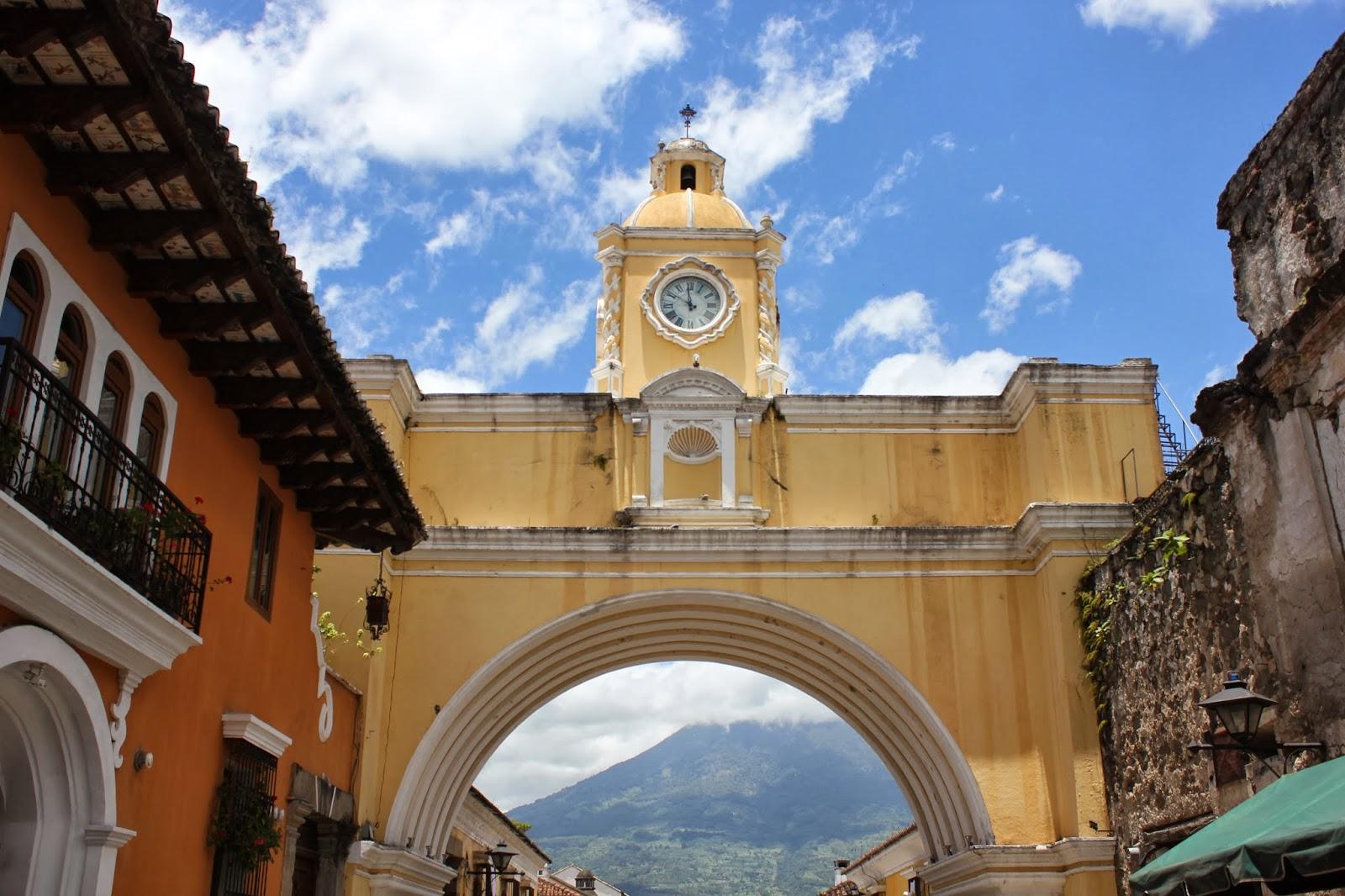 Porte Antigua Guatemala