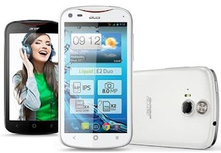 Acer Liquid E2 Duo Android Phone Murah Rp 1 Jutaan