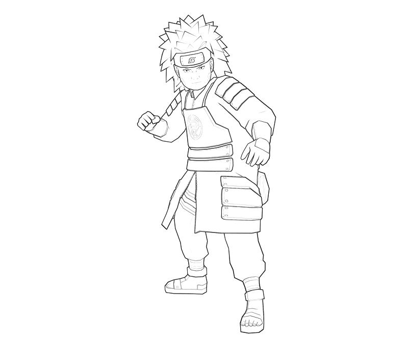 printable-naruto-chiyo-character-coloring-pages