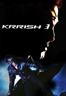 Krrish 3 (2013) Movie Poster